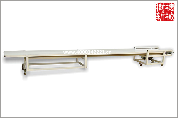 皮带输送机(噪音小、皮带韧性好,传送速度可调)