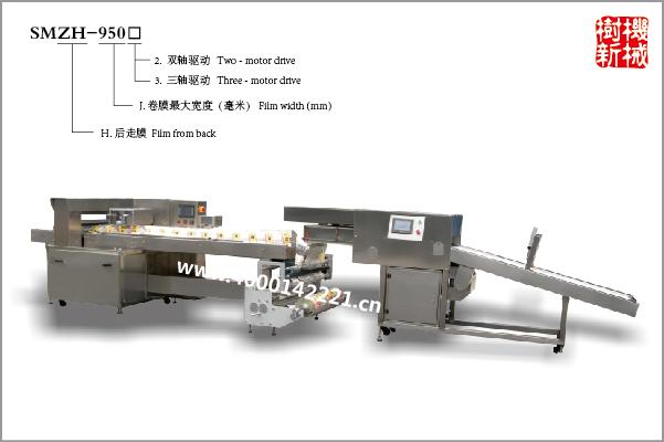 SMZH-950 枕式万博manbetx官网主页/大型万博manbetx官网主页(后走膜)