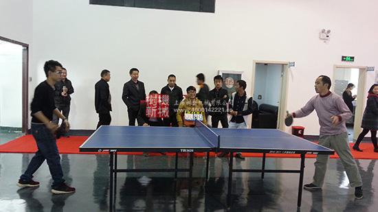 树新乒乓球赛